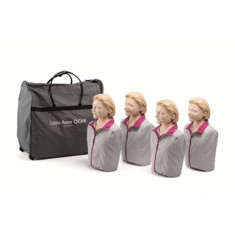 Little Anne QCPR HLR-docka 4-pack