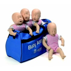 Beg Baby Anne 4-pack